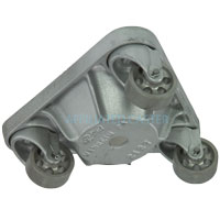 2127 - 2127 STEEL Tri Dolly