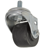 "03PO25IB8267YY - 2-1/2"" Swivel Caster - Threaded Stem Mounting"