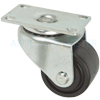 "03PO25IB8206YY - 2-1/2"" x 1-3/4"" Low Profile Swivel Caster With Hard Wheel"