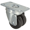 "05HR20AB8106DY - 2"" Dual Wheel Swivel Caster"