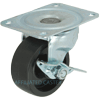 "10SL314PO82B - 3"" General Duty Swivel Caster - Wheel Brake"