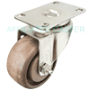 "15GN30HQ8306ZY - 3"" x 1-1/2"" Stainless Swivel Caster"