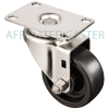 "15PO30GB8206YY - 3"" x 1-1/4"" Stainless Swivel Caster"
