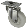 "15PO40GJ9006YY - 4"" x 1-1/4"" Stainless Steel Swivel Caster"