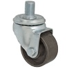 "2-2554-12 - 2-1/2"" Swivel Caster - Steel Wheel"