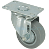 "21CS314PPR34X-01 - 3"" x1-1/4"" Swivel Caster Soft Wheel"