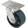 "310-CA-06405-S - 6"" Kingpinless Swivel Caster - Steel Wheel"