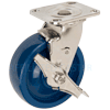 "31SU60JL5617TY - 6"" x 2"" Stainless Steel Swivel Caster"