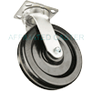 "41PH80JB0417YY - 8"" x 2"" Kingpinless Swivel Caster Phenolic"