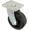 "43PH50JB0419YY - 5"" x 2"" HD Swivel Caster Phenolic Wheel"