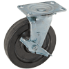 "43PH81JB0419TY - 8"" x 2"" Swivel Caster Phenolic Wheel"