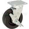 "45PH60JB0417TY - 6"" x 2"" Kingpinless Swivel Caster"