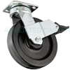 "48-DUR-0820-S-ICWB - 8"" x 2"" Swivel Caster - Wheel Brake"