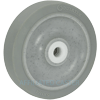 "514PPR56X - 5"" x 1-1/4"" High Tech Rubber Wheel"