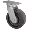 57PH80LB2419YY - 8 x 3 Kingpinless Swivel Caster Phenolic Wheel