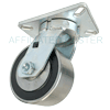 "61FS60LS6525YY - 6"" x 3"" Swivel Caster Forged Steel"