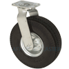 "67ER10BC5317YY - 10"" x 3"" Ever-Roll Swivel Caster"