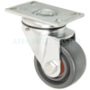 "8-805-PSE - 5"" 2-1/2"" HD Swivel Caster Elastomer Wheel"