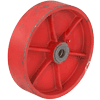 "DS80JR04 - 8"" x 2"" Ductile Steel Wheel"