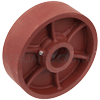 "DS80KR85 - 8"" x 2-1/2"" Ductile Steel Wheel"