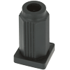 "ER4983SQ - 1"" Square Caster Socket"