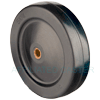 "HR50GB82 - 5"" x 1-1/4"" Hard Rubber Wheel"