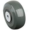 "HU50JI63 - 5"" x 2"" Solid Elastomer Wheel"