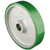 "I12025G5-502-.313KW - 12"" Poly On Steel Wheel"