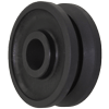 MV40HT84 - 4 x 1-1/2 Glass Reinforced Nylon V-Groove Wheel