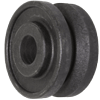 "MV40JT84 - 4"" x 2"" Glass Reinforced Nylon V-Groove Wheel"