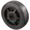 "NR60JB04 - 6"" x 2"" Rubber on Nylon Wheel"