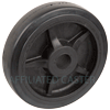 "NR80JB84 - 8"" x 2"" Rubber on Nylon Wheel"