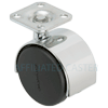 PPA50101BC - Twin Wheel Caster Plate Mount