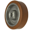 "SL40GC83 - 4"" x 1-1/4"" High Temperature Wheel"