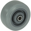 "W-2.5-TRO-3800 - 2.5"" Thermo Plastic Rubber Wheel"
