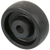 "W-4-HTGFN-6400-3/4 - 4x1-1/2"" High Temp Glass Filled Nylon Wheel"