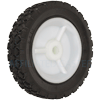 "W-PH60112P4 - 6"" x 1-1/2"" Semi Pneumatic Wheel"