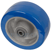 "WS38256 - 6"" x 2-1/2"" Polyurethane Tread Wheel"