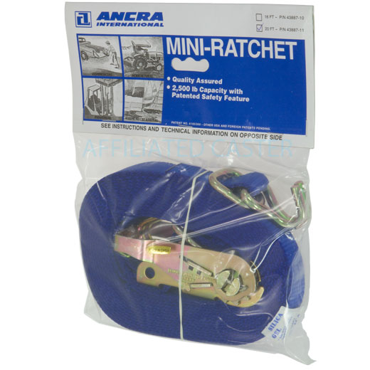 43887-11 - 20' Ratchet Strap
