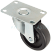 "09PO30DB8106YY - 3"" x 1"" Swivel Caster Polyolefin Wheel"