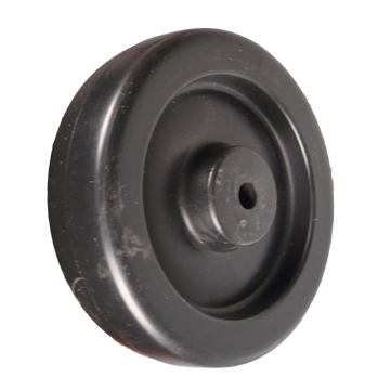 "HP50GB82 - 5x1-1/4"" Hard Plastic Wheel"