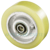 "I06020F4-14-5T-910 - 6"" Polyurethane on Iron Wheel"