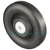 "PO50GZ59 - 5"" x 1-7/16"" Hard Plastic Wheel"