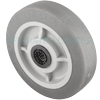 "TP60HI03 - 6"" x 1-1/2"" Thermo Plastic Rubber Wheel"