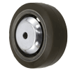 "W-105-YADI-M - 5 x1-3/4"" Poly on Iron Wheel - Dryer wheel"
